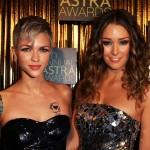 8th Annual ASTRA Awards | Ruby Rose & Erin McNaught