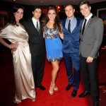 West Side Story Opening Night | Julie Goodwin, Nigel Turner-Carroll, Alinta Chidzey, Rohan Browne & Josh Piterman