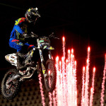 Freestyle Moto X Rider - Big Bash League : Melbourne v Sydney